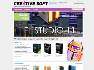 Creative Soft (creativesoft.ru)